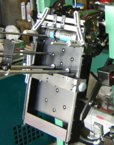 Bottom Feeder for a 2 color halm jet, complete from a 1996 machine