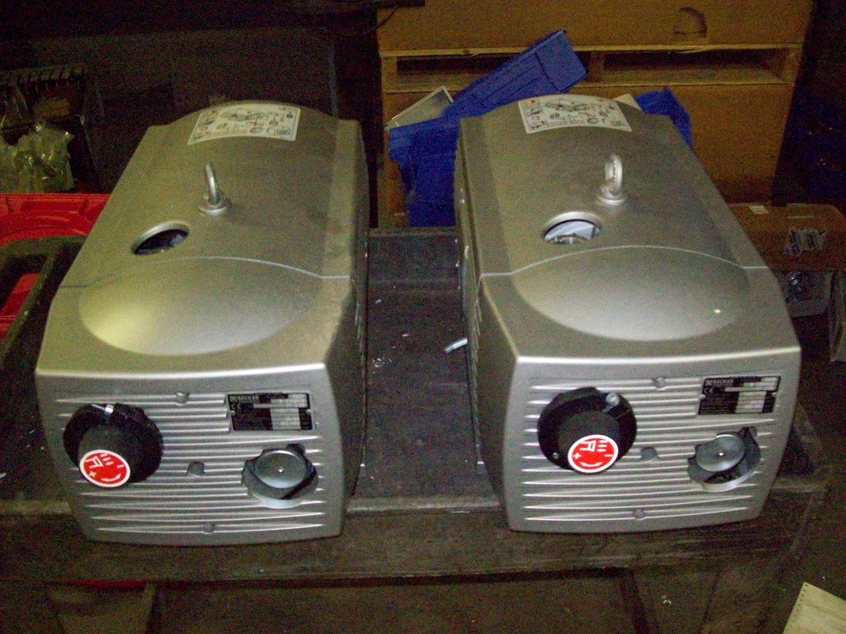 2008 oil less vacuum pump Becker VT-4.25 (10 available)