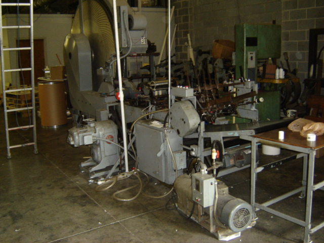 WINKLER+DUNNEBIER GUMMASTER latex and dextrin envelope gumming machine