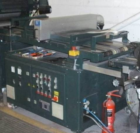 HALM HIGH SPEED UV DRYER will work with all Halm jet presses
